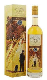 Hellyers Road Single Malt Whisky Original 10 Year Old