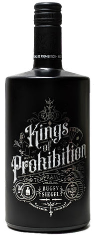 Kings Of Prohibition Tempranillo