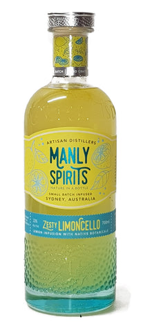 Manly Spirits Limoncello