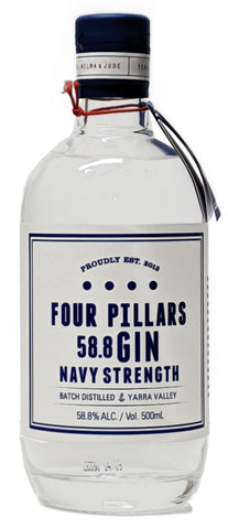 Four Pillars Gin Navy Strength 500ml