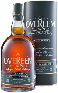 Overeem Sherry Cask Single Malt Whisky Cask Strength 60%