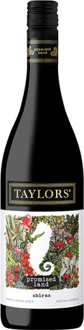 Taylors Promised Land Shiraz