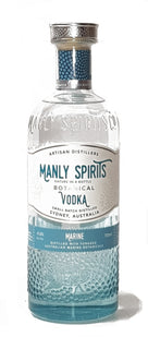 Manly Spirits Botanical Vodka