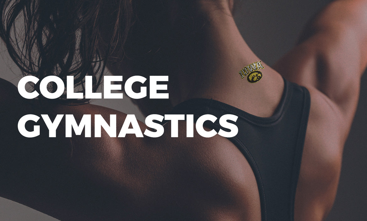 College Gymnastics Accessories
