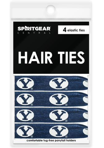 BYU Cougars Hair Ties - Spirit Gear Central