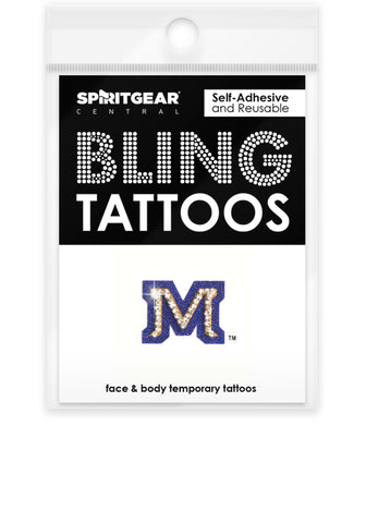 Montana State Bobcats Bling Tattoos