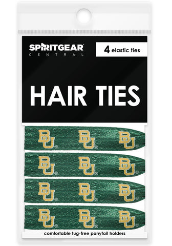 Baylor Bears Hair Ties - Spirit Gear Central