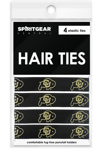 Colorado Buffaloes Hair Ties