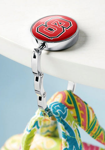NC State Wolfpack Purse Hangers