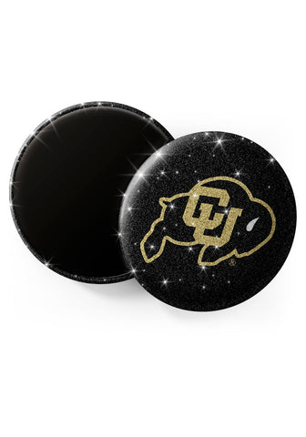 Colorado Buffaloes Glitter Magnets