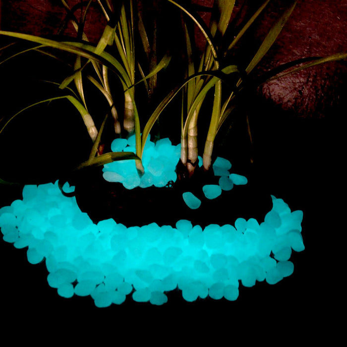 Glow-in-the-Dark Pebbles
