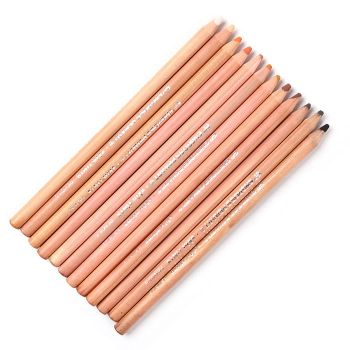 Skin Tint 12 Piece Pencil Set