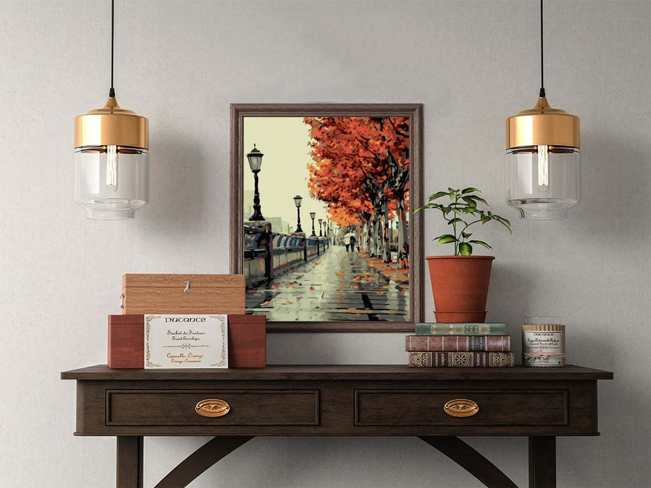 Autumn - Paint by Numbers Kit