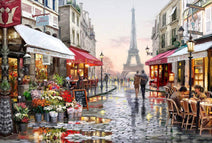 Paris - Paint by Numbers Kit