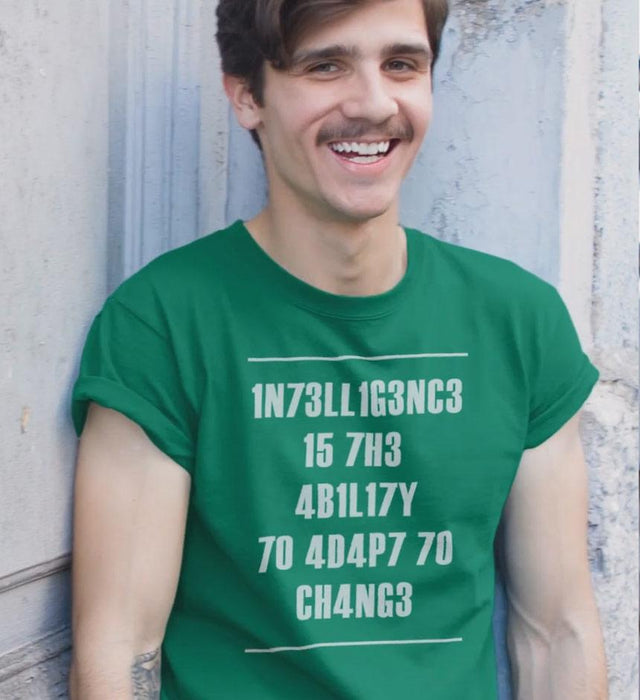 Intelligence Quote T-Shirt