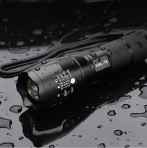 3800LM Tactical LED Flashlight