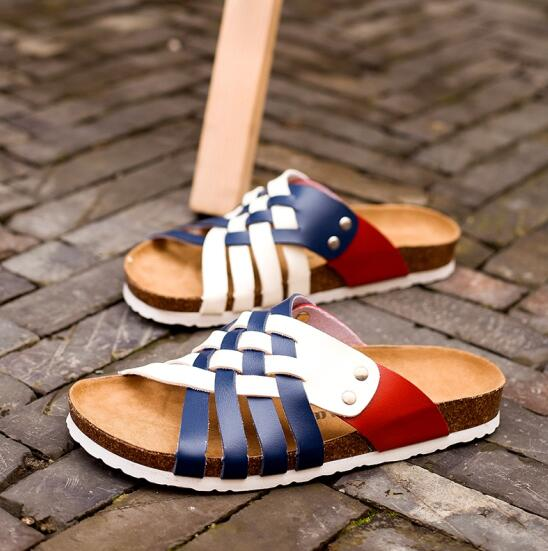 Summer Beach Comfy-Cork Sandals