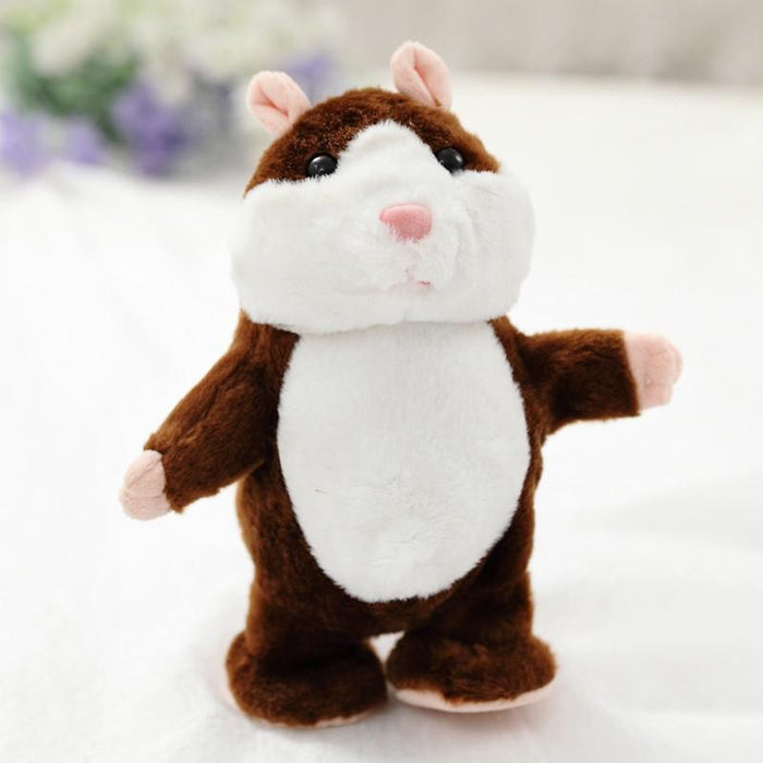 Baby Talking Hamster Plush Toy