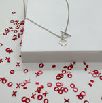 """Love"" Toggle Necklace"