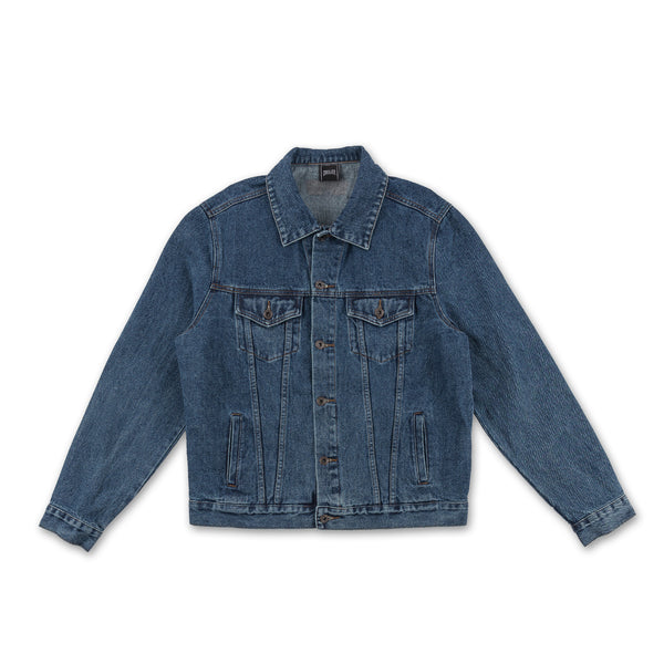Hidden Hills Denim Jacket front view
