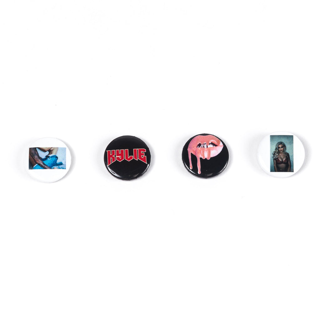 Kylie Button Pack