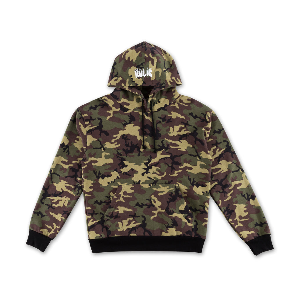 Original Kylie Jenner Camo Candy Woodland Hoodie Designed In Calabasas Size S