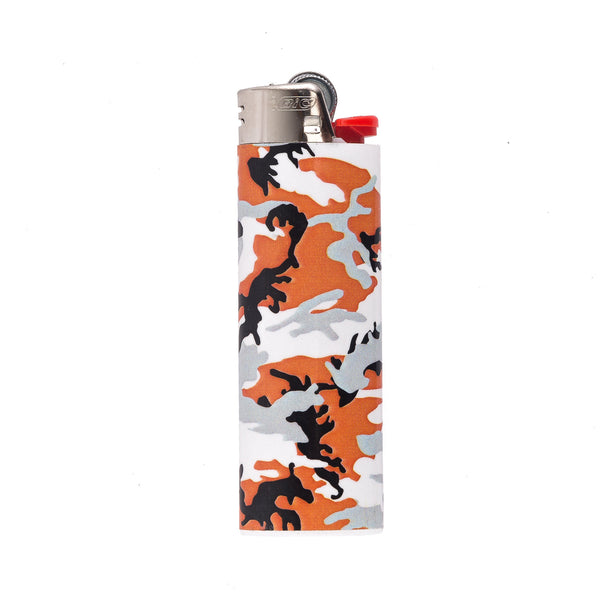 Camo Lighter - Orange