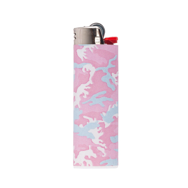 Camo Lighter - Candy