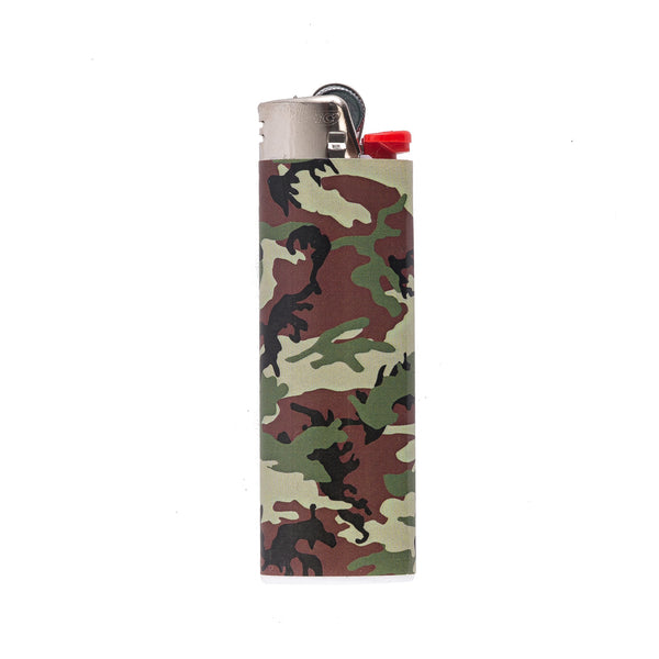 Camo Lighter - Green