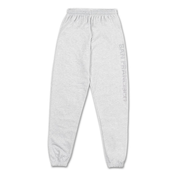 San Francisco Pop-Up Sweatpants - Grey