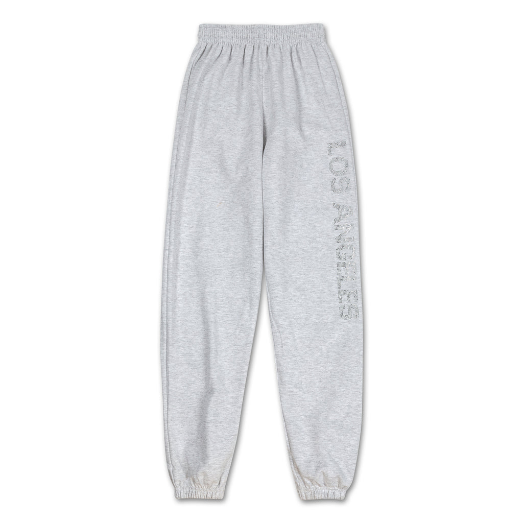 Los Angeles Pop Up Sweatpants - Grey