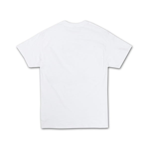 Kylie Cheeks Tee - White back view