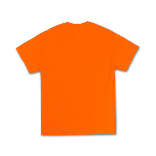Boyfriend Polaroid Tee - Orange