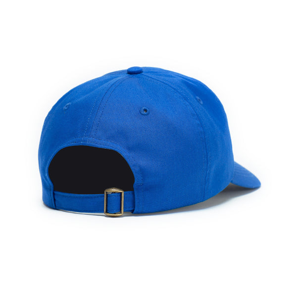 Chill Bitch Blue Dad Hat back view