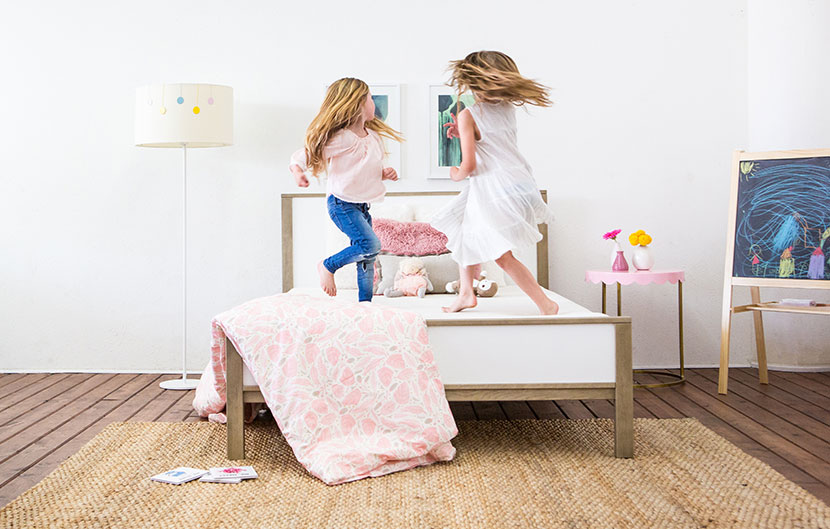 A Mattress Protector Made With Kids in Mind