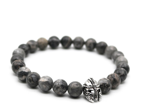 jasper natural stone bracelet natural men's styx