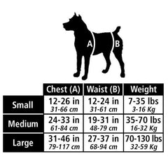 [product vendor],Carelift Rear Lifting Harness,Dog