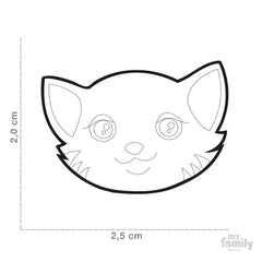 [product vendor],Friends Cats Tag Charm,Cat