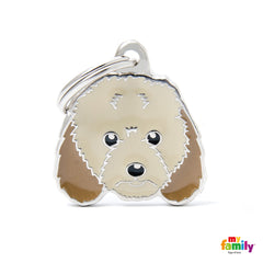 [product vendor],Friends Cockapoo Tag Charm,Dog