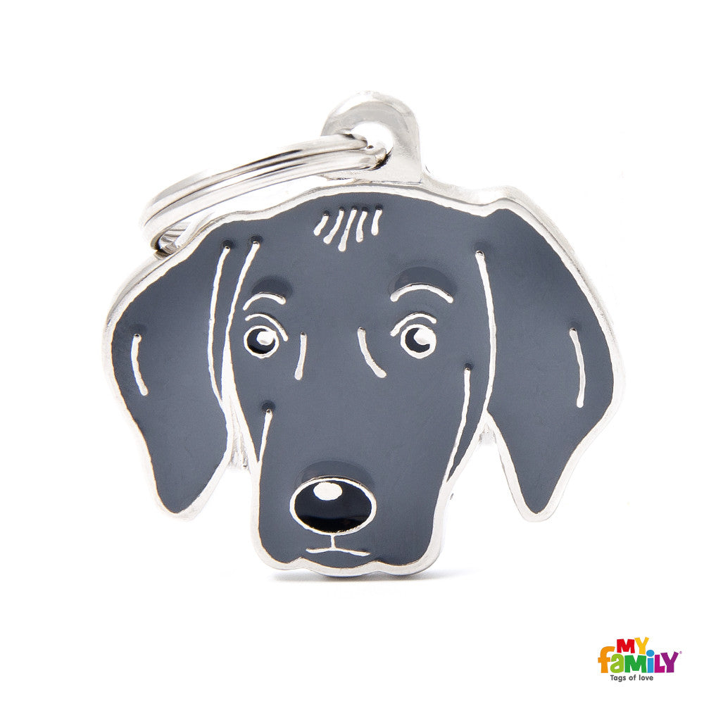 [product vendor],Friends Weimaraner Tag Charm,Dog
