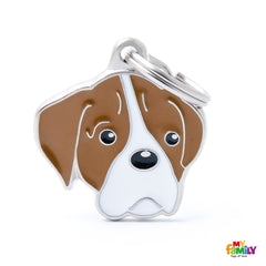 [product vendor],Friends Boxer Tag Charm,Dog