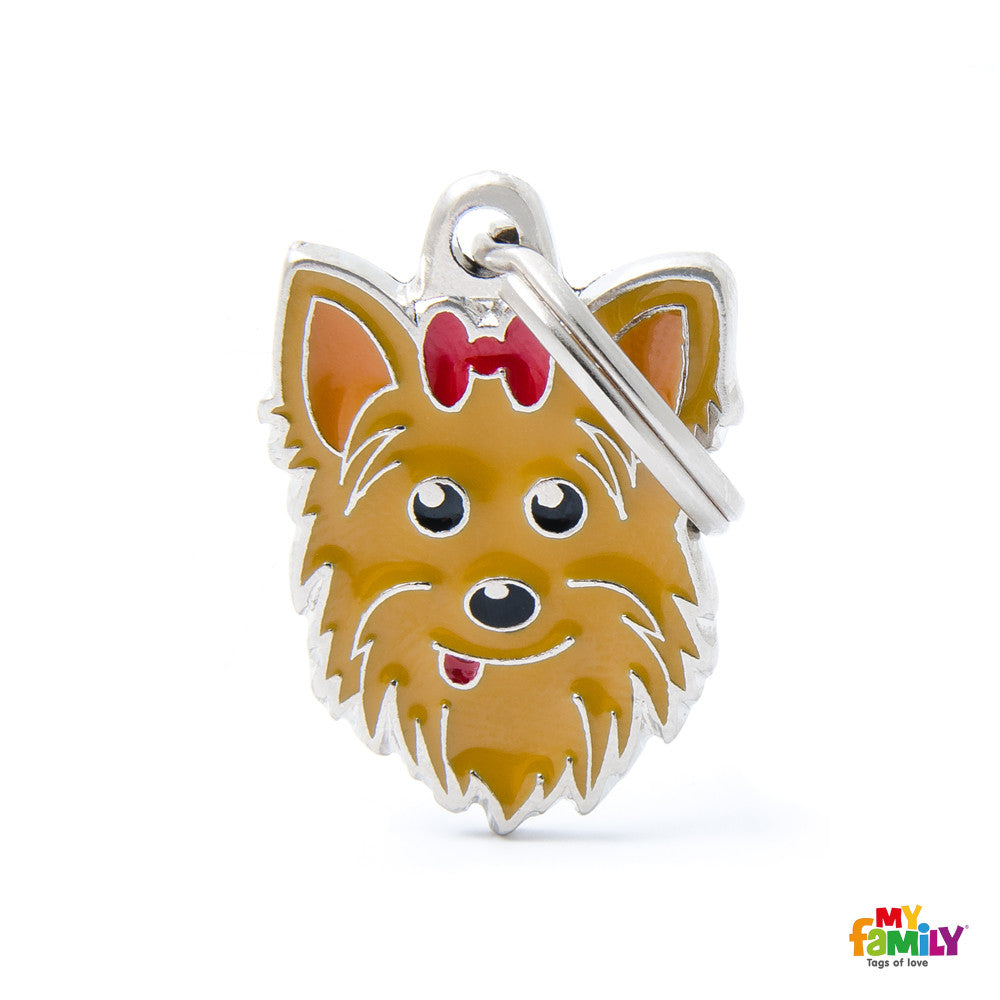 [product vendor],Friends Yorkie Tag Charm,Dog