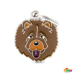 [product vendor],Friends Chow Chow Tag Charm,Dog