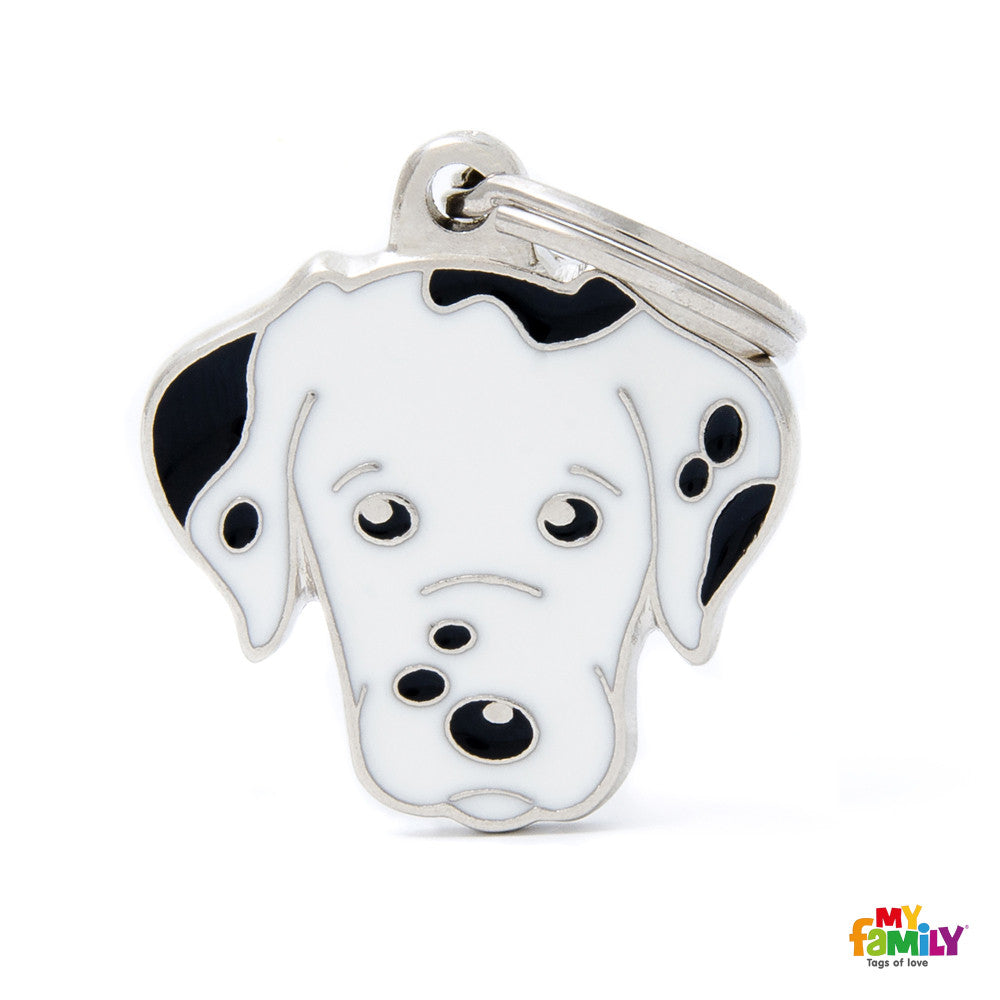 [product vendor],Friends Dalmatian Tag Charm,Dog