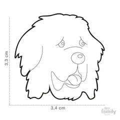 [product vendor],Friends Newfoundland Tag Charm,Dog