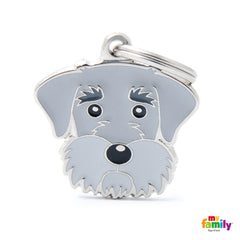 [product vendor],Friends Schnauzer Tag Charm,Dog