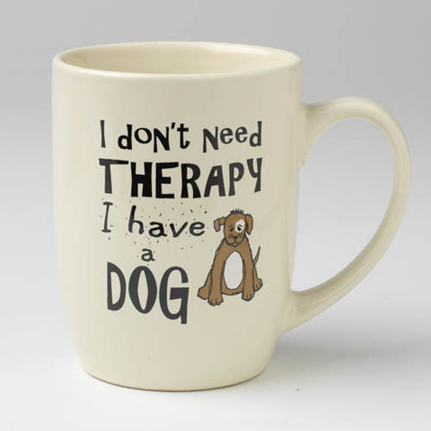 I Don't Need Therapy Mug