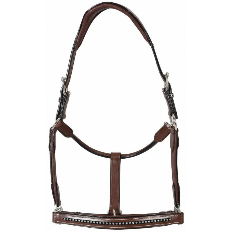 Fancy Padded Crystal Halter