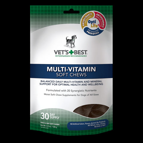 Multi-Vitamin Soft Chews Supplement