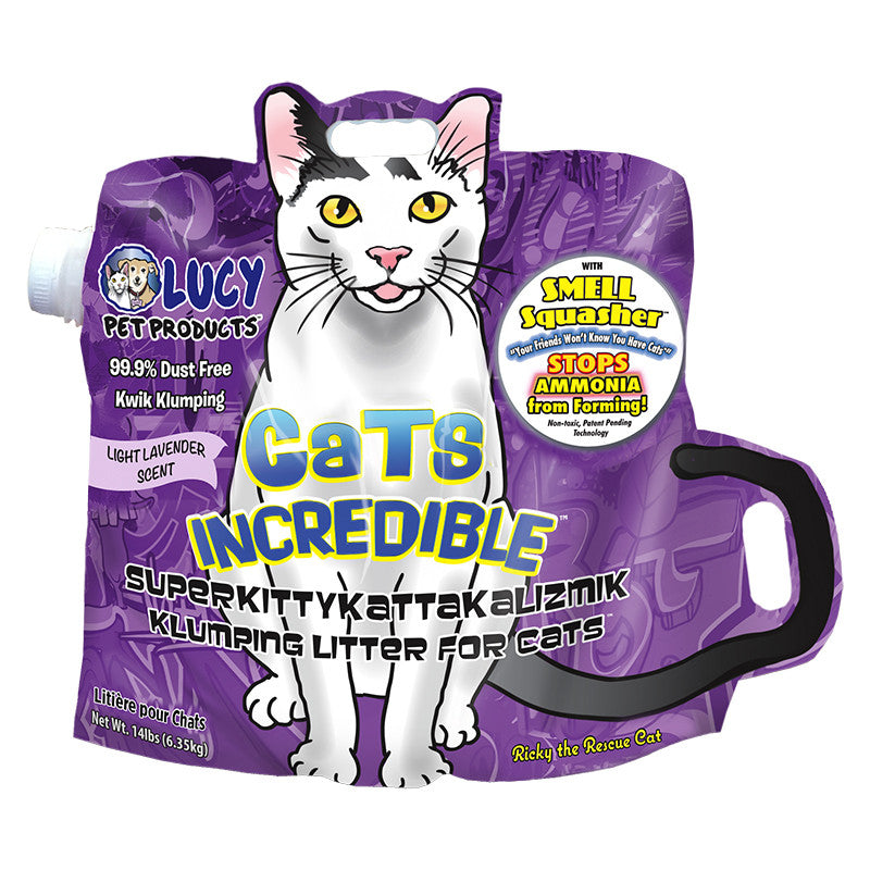 [product vendor],Cats Incredible Litter,Cat